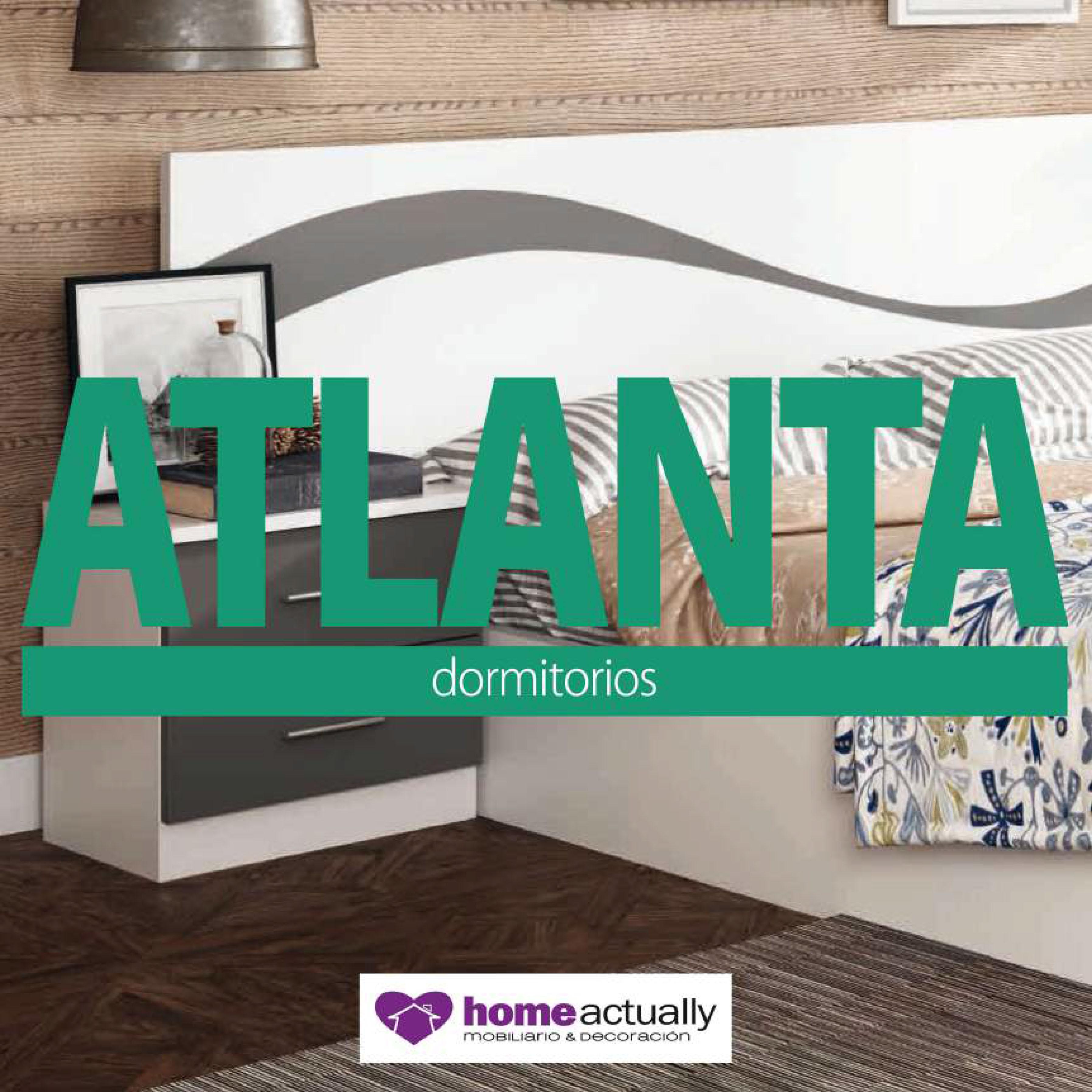Dormitorios Atlanta