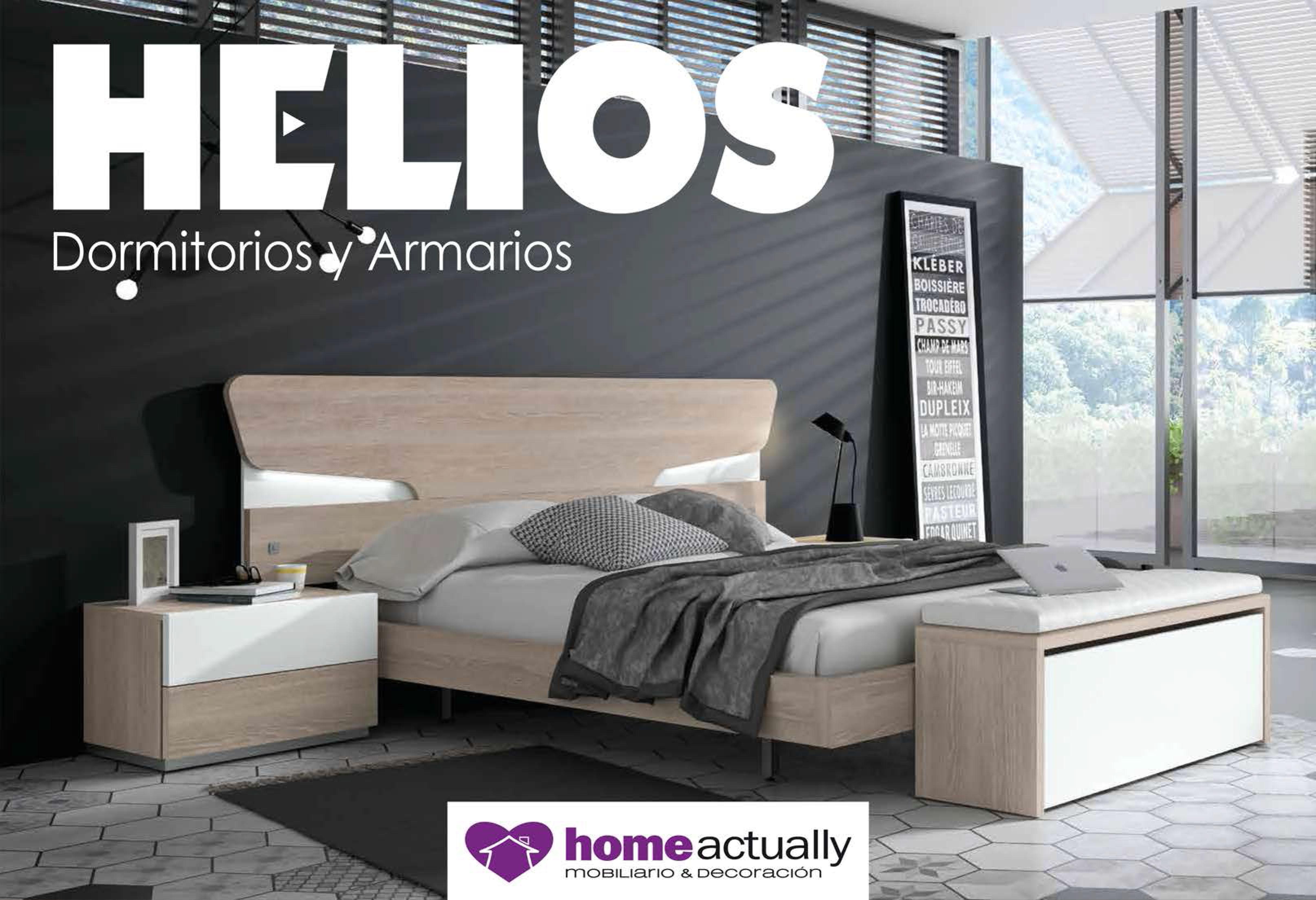 Dormitorios Helios