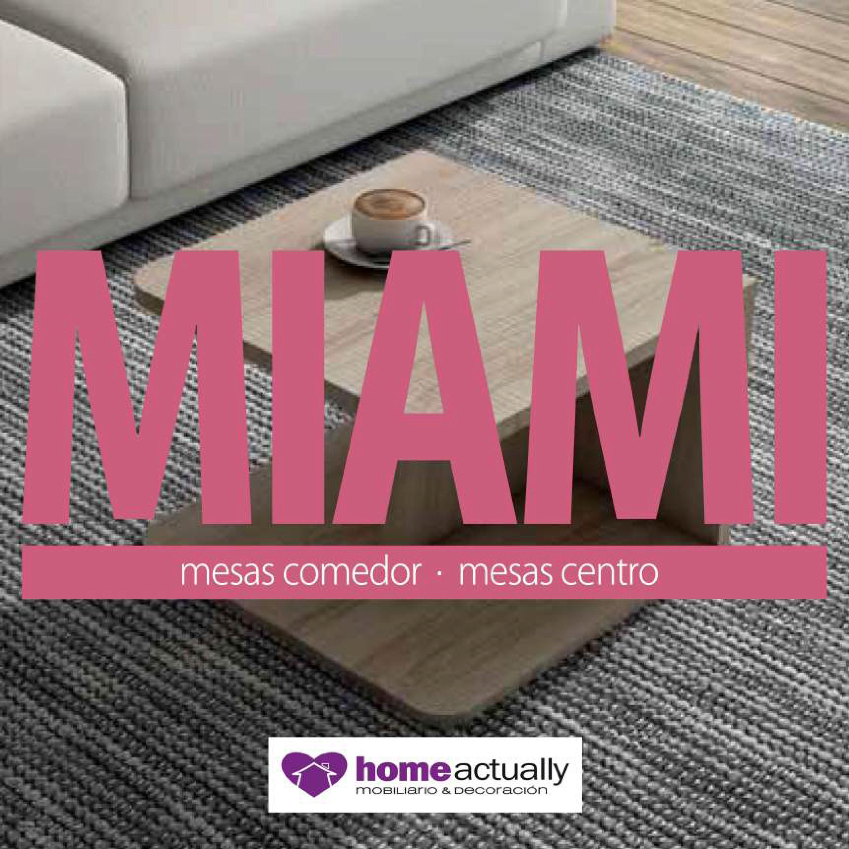 Mesas Miami