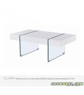 Mesa de centro modelo CLARA