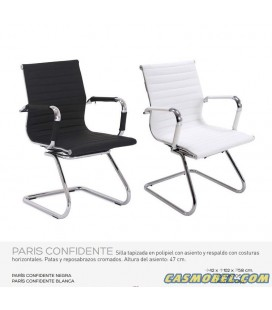 Silla modelo PARIS CONFIDENTE