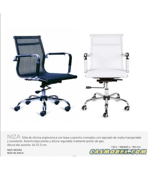 Silla oficina modelo NIZA