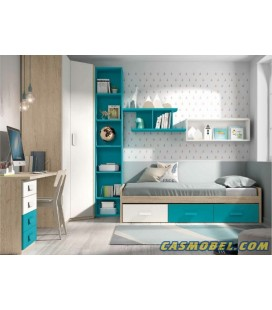 Dormitorio Juvenil B032